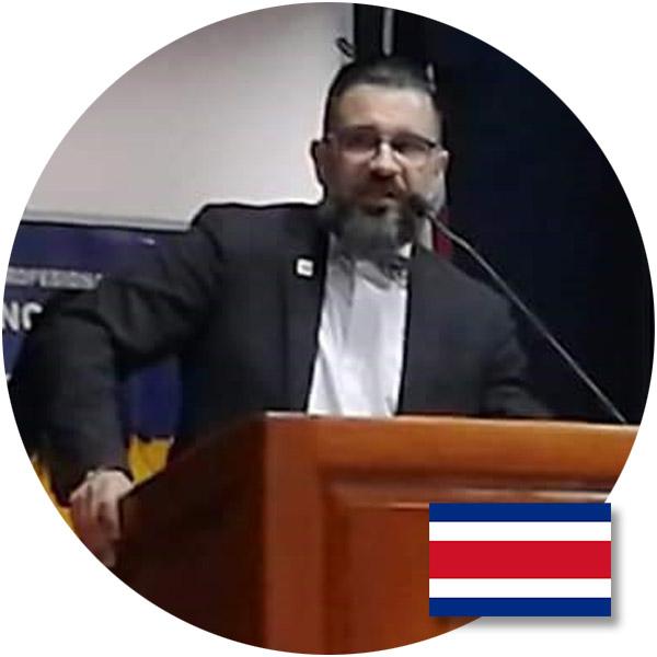 Lic. en Derecho y Criminólogo ANDRÉS MUÑOZ MIRANDA
