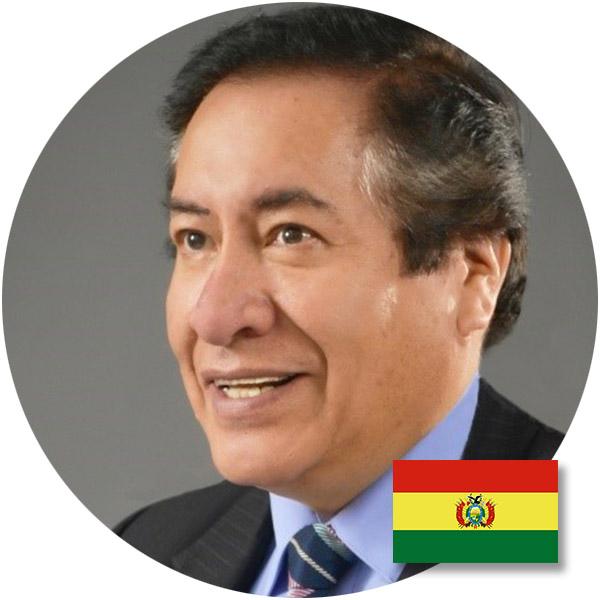 Dr. en Medicina JORGE A. NÚÑEZ DE ARCO MENDOZA