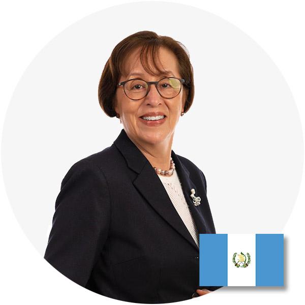 Dra. en Ciencias Criminológicas y Criminalísticas MIRIAM DOLORES OVALLE GUTIÉRREZ DE MONROY