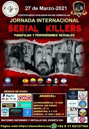 JORNADA SERIAL KILLERS (4)