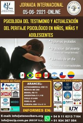 JORNADA INTERNACIONAL PSICOLOGIA TESTIMONIO (1)