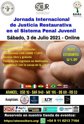 Flyer Jornada Justicia Restaurativa - Hecho con PosterMyWall (2)